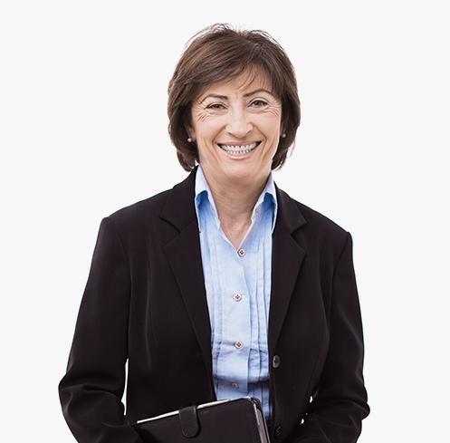 Felicia Heisen, Anwältin